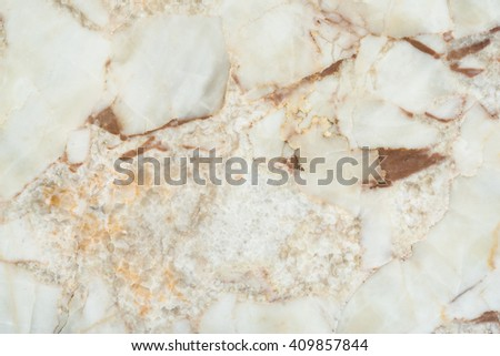 Marble patterned texture background in natural