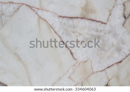 Marble patterned texture background in natural patterned and color for design, abstract marble.