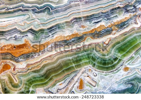 Marble stone background , blur - stock photo