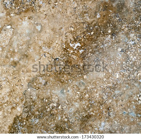 Marble stone background. natural beige mable texture. - stock photo