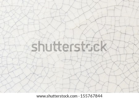 Marble stone background white with strong detail. - stock photo