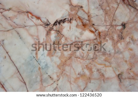 Marble stone surface