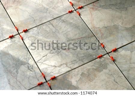 Marble Tiles 4 - stock photo