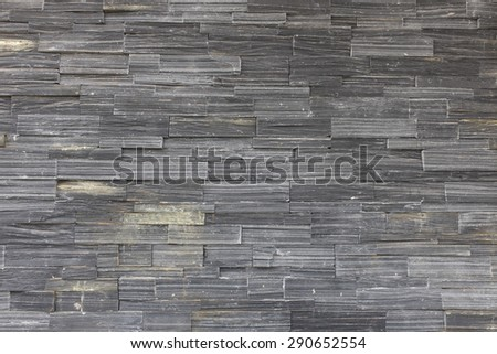 Marble wall for decorate a house texture and background. - stock photo
