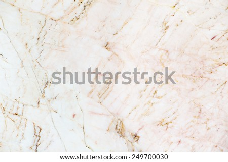 marble with thiny line - stock photo