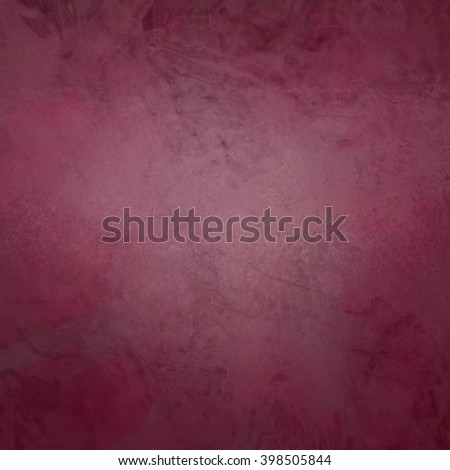marbled textured background, glossy glass pattern of wavy texture shapes, dark rose pink color - stock photo