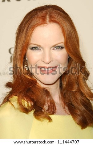 Marcia Cross at The Sixth Annual Chrysalis Butterfly Ball. The Home of Susan Harris and Hayward Kaiser, Mandeville Canyon, CA. 06-02-07