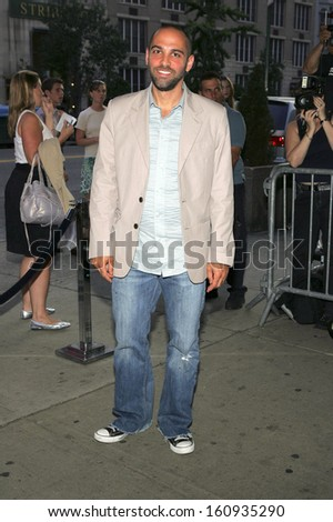 Marcos Siega at PRETTY PERSUASION New York Premiere, Clearview's Chelsea West Cinemas, New York, NY, August 02, 2005