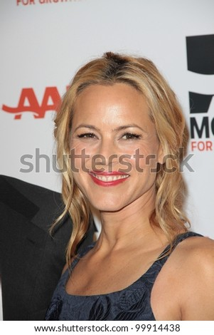 Maria Bello  at AARP Magazine's Movies For Grownups, Beverly Wilshire Hotel, Bevely Hills, CA. 02-07-11