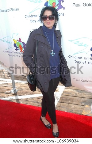 Maria Conchita Alonso  at Children Uniting Nations 10th Annual Day of the Child. Santa Monica Pier, Santa Monica, CA. 11-09-08