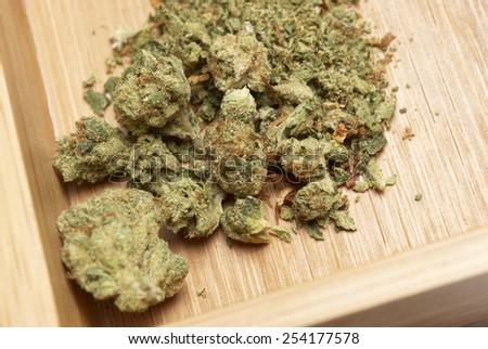 Marijuana, Drug Policy and Reform  - stock photo