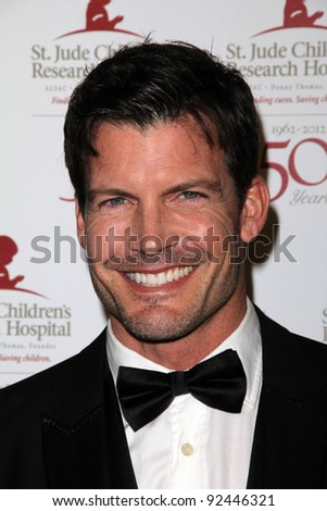Mark Deklin at the St. Jude Children's Research Hospital 50th Anniversary Gala, Beverly Hilton, Beverly Hills, CA 01-07-12