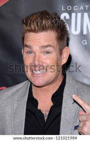 Mark McGrath at Walgreens' New Flagship Store Opening in Los Angeles, Walgreens, Hollywood, CA 11-30-12