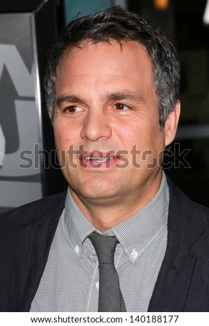 "Mark Ruffalo at the ""Now You See Me"" Special Screening, Arclight, Hollywood, CA 05-23-13"