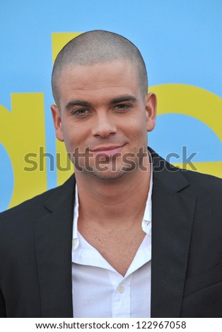 "Mark Salling at the season four premiere of ""Glee"" at Paramount Studios, Hollywood. September 12, 2012  Los Angeles, CA Picture: Paul Smith"