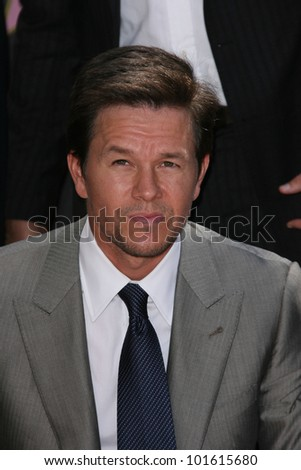 Mark Wahlberg  at Mark Wahlberg's Star Ceremony on the Hollywood Walk Of Fame, Hollywood, CA. 07-29-10