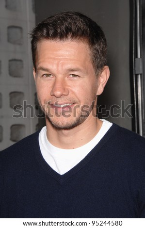 """Mark Wahlberg at the season premiere of """"Entourage"""" at the Cinerama Dome, Hollywood. April 6, 2007  Los Angeles, CA Picture: Paul Smith / Featureflash - stock photo"""