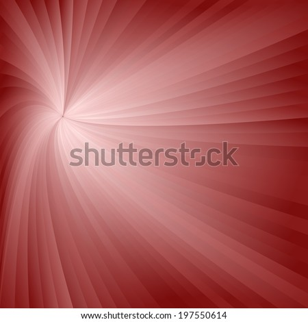 Maroon twirl pattern background - raster version - stock photo
