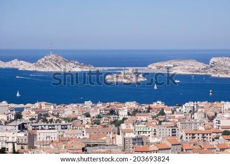 Marseilles, France - stock photo