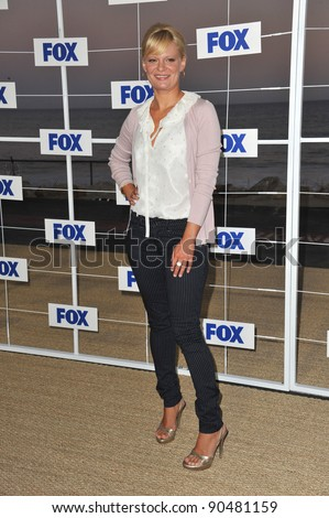 Martha Plimpton at the Fox TV Summer 2011 All-Star Party at Gladstones Restaurant, Malibu. August 5, 2011  Malibu, CA Picture: Paul Smith / Featureflash - stock photo