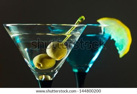 martini - stock photo