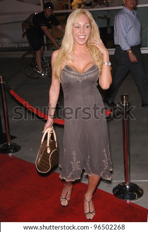 "MARY CAREY at the Los Angeles premiere of ""London"". February 6, 2006  Los Angeles, CA.  2006 Paul Smith / Featureflash"