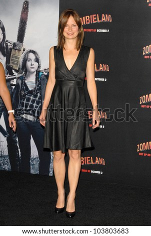 Mary Lynn Rajskub at the Los Angeles Premiere of 'Zombieland'. Grauman's Chinese Theatre, Hollywood, CA. 09-23-09