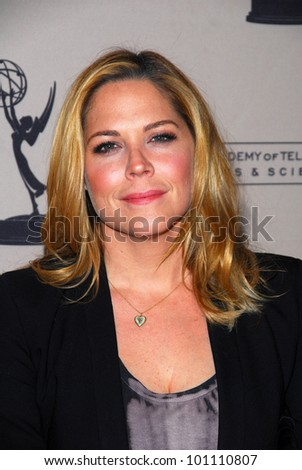 "Mary McCormack  at the Academy of Television Arts and Sciences ""Primetime TV Crimefighters"" evening, Leonard H. Goldenson Theater, North Hollywood, CA. 11-01-10"