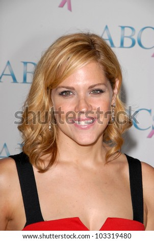 Mary McCormack  at the Associates for Breast and Prostate Cancer 20th Anniversary Gala, Beverly Hilton Hotel, Beverly Hills, CA. 11-21-09