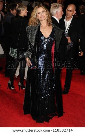 Maryam D'Abo arriving for the Royal World Premiere of 'Skyfall' at Royal Albert Hall, London. 23/10/2012 Picture by: Steve Vas