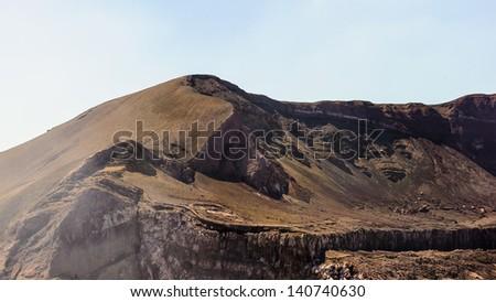 Masaya volcano, Nicaragua - stock photo