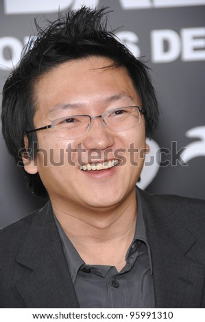 "MASI OKA - star of ""Heroes"" - at the world premiere of ""Rocky Balboa"" at the Grauman's Chinese Theatre, Hollywood. December 13, 2006  Los Angeles, CA Picture: Paul Smith / Featureflash"