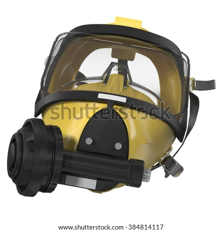 Mask for scuba diving