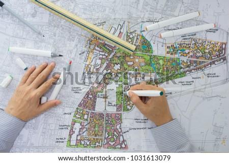 Landscape architecture term paper