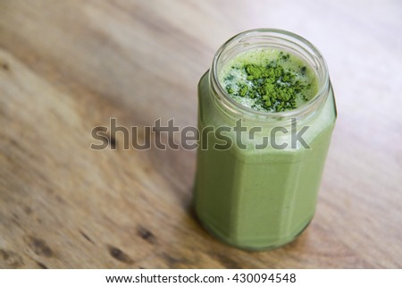 Nature S Table Smoothie Nutrition