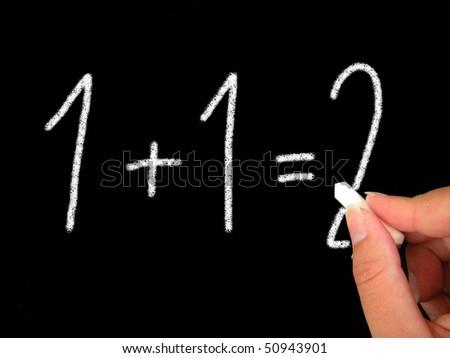 math education - stock photo