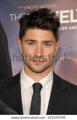 "Matt Dallas at the Los Angeles Premiere of ""The Lovely Bones,"" Chinese Theater, Hollywood, CA. 12-07-09"