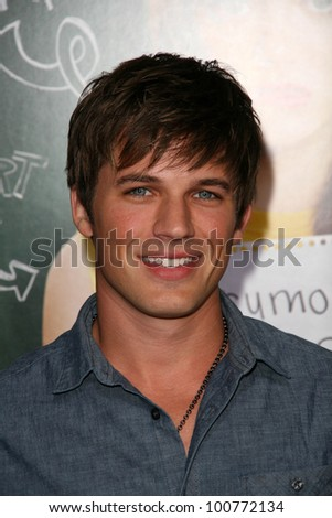 "Matt Lanter  at the premiere of ""Easy A,"" Chinese Theater, Hollywood, CA. 09-13-10"