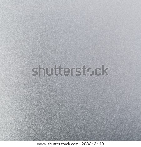 Matte silver background - stock photo