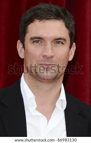 Matthew Chambers arrives at the British Soap awards 2011 held at the Granada Studios, Manchester. 14/05/2011  Picture by Steve Vas/Featureflash