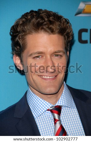 "Matthew Morrison  at Fox's ""Glee"" Spring Premiere Soiree, Bar Marmont, West Hollywood, CA. 04-12-10"