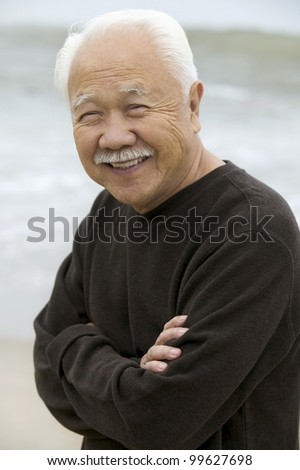 Mature Man - stock photo