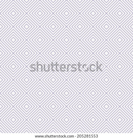 Mauve and White Diamonds Tiles Pattern Repeat Background that is seamless and repeats
