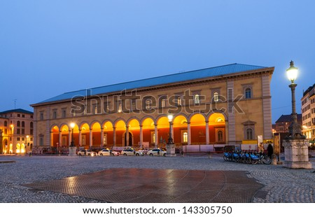 Max-Joseph-Platz in Munich - Bavaria, Germany - stock photo
