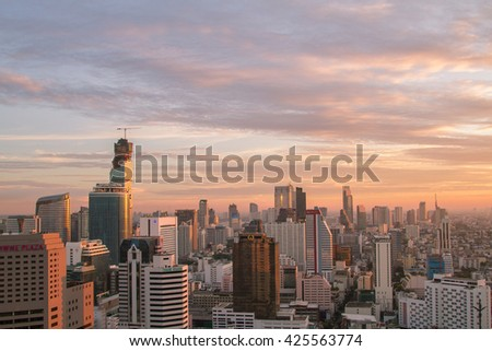 May 24, 2016 Bangkok livable city