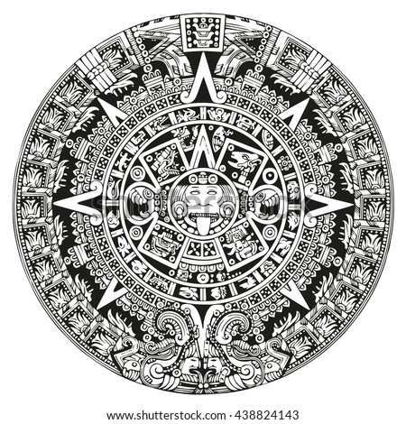 Pictures Of Mayan Symbols 23