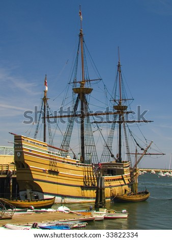 Mayflower II, Plymouth, Massachusetts