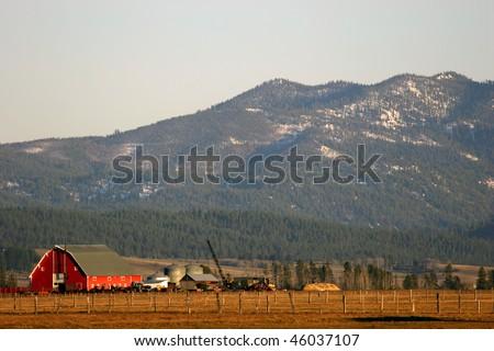 McCall, Idaho - stock photo