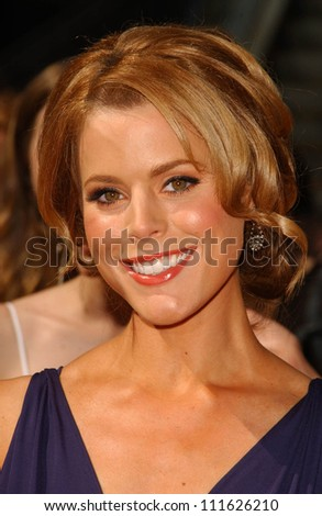 McKenzie Westmore at the 34th Annual Daytime Emmy Awards. Kodak Theater, Hollywood, CA. 06-15-07