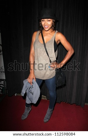 "Meagan Good at the ""You, Me & The Circus"" Premiere, Supperclub, Hollywood, CA 08-28-12"